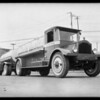 Padres Elixir truck, Southern California, 1931