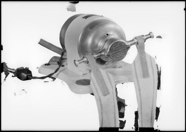New Vim health motor, Southern California, 1929