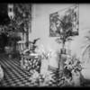 Flower shop at 5508 Hollywood Boulevard, Los Angeles, CA, 1929