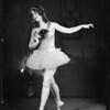 Toe dancer, Southern California, 1929