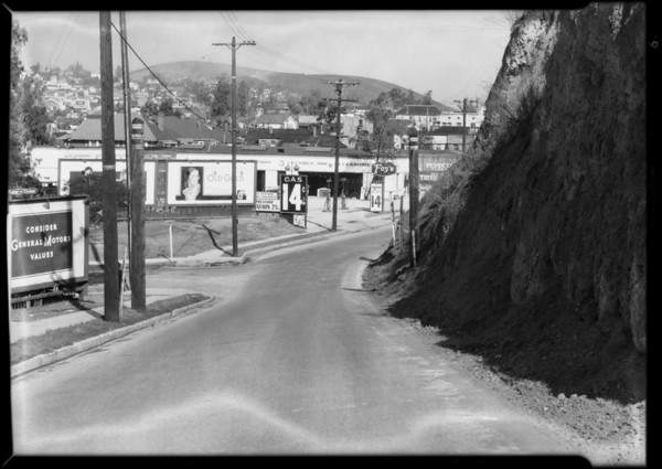 North Figueroa Street at Diamond Street, Beeson - assured, Tuber - deceased, Los Angeles, CA, 1931