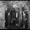 Rabbit hut, Broadway Department Store, Los Angeles, CA, 1931