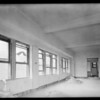 County Hospital, construction, interiors, Talgren Co., Los Angeles, CA, 1931