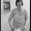 Mrs. Lee C. Porter, 815 Lorraine Boulevard, Los Angeles, CA, 1930