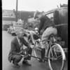 Free wheeling device, Trojan Auto Products Co., Southern California, 1931