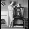 Sally Blane, Majestic, Southern California, 1929