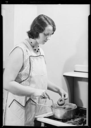 Mrs. Charles W. Lane, 1241 East 69th Street, Los Angeles, CA, 1931