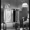 Invincible radio (dark cabinet), Southern California, 1929