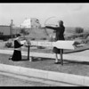 Shots at View Park, Seville home, Los Angeles, CA, 1930