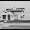 Breuster home, 4931 Angeles Vista Boulevard, Los Angeles, CA, 1929