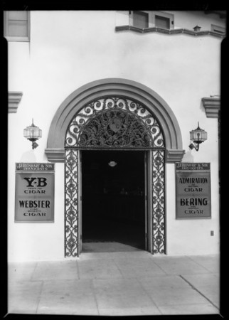 Drug store, 201 Wilshire Boulevard, Santa Monica, CA, 1929
