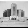County Hospital, Los Angeles, CA, 1931