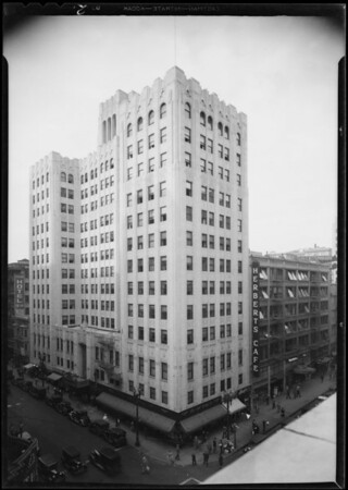 Buildings, Mueller Co., Southern California, 1930