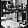 Dr. Johnson, Southern California, 1925