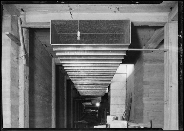 Installations at County Hospital, Haverty Co., Los Angeles, CA, 1931