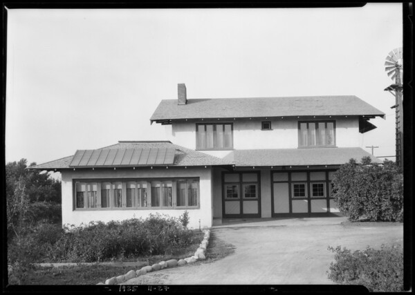 Puente Street, W.F. Robinson, Owner, Covina, CA, 1925