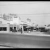 El Patio Auto Laundry, Los Angeles, CA, 1930