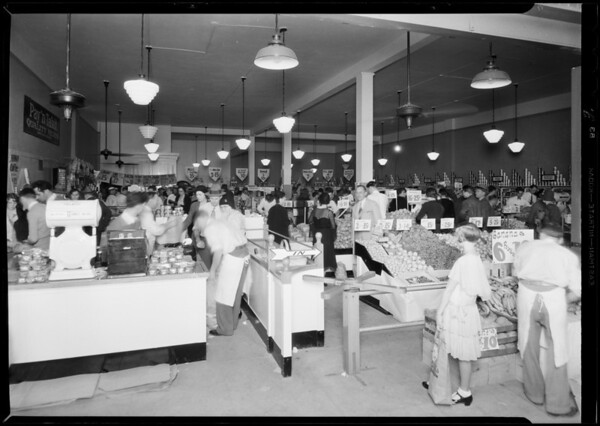 Pay'n Takit store, 329 North Brand Boulevard, Glendale, CA, 1931