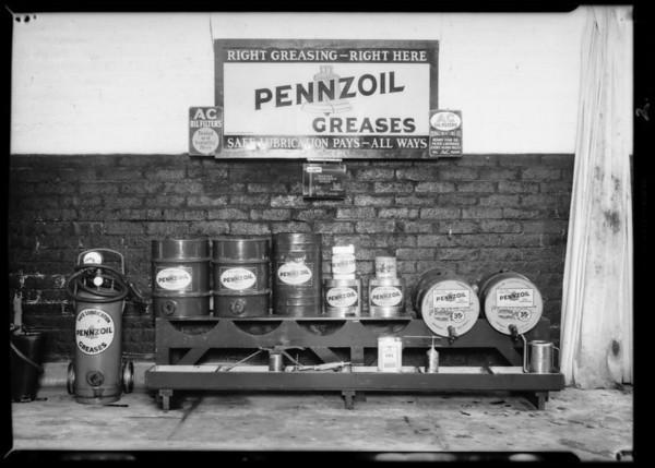 Community garage, 420 South Glendale Boulevard, Los Angeles, CA, 1931