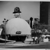 A view of The Brown Derby