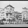 Sovereign Apartments, 2nd Street and Washington Avenue, Santa Monica, CA, 1931