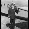 Captain Richard Ranaldi, Maddux Air Lines, Southern California, 1929
