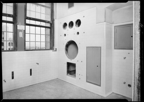 County Hospital, B.V. Collins Tile Co., Los Angeles, CA, 1931