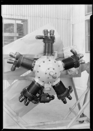 Motor, Kinner, Southern California, 1930