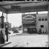 Simons service station, 5001 South Vermont Avenue, Los Angeles, CA, 1931