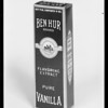 Vanilla extract carton, Southern California, 1931