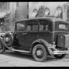 Dodge belonging to 158 South Berendo Street, Los Angeles, CA, 1930