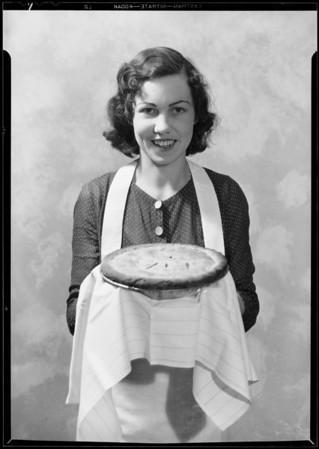Mrs. Ralph D. McCulloch Jr., 1755 Campus Road, Eagle Rock, Los Angeles, CA, 1931