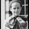 Mr. Brandice, Southern California, 1930