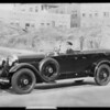 Cars, buses, etc., Tanner Motor Livery, Southern California, 1931