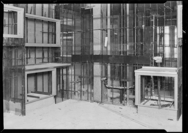 County Hospital, General Fire Proofing Co., Los Angeles, CA, 1931
