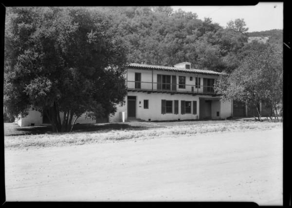 955 North Sepulveda Boulevard, Los Angeles, CA, 1931