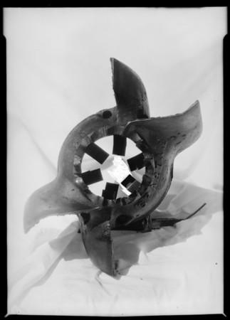 Bit, Spartan Steel Co., Southern California, 1931