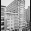 New view of Paden-Pelton Building, 728 South Hill Street, Los Angeles, CA, 1925