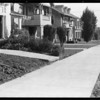 Sidewalk and entrance walk, 826 South Berendo Street, Los Angeles, CA, 1931