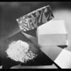 Jolira toilet articles, Southern California, 1929