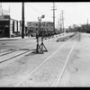 Santa Monica Boulevard and North Virgil Avenue, Los Angeles, CA, 1931