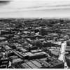 Looking south-east down Weller Street (Onizuka Street) and First Street. Photo taken from City Hall