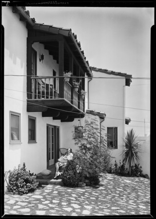 Peyolas etc. in View Park, Southern California, Los Angeles, CA, 1929