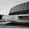Los Angeles Memorial Sports Arena, exterior view, newly constructed