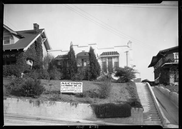 506 North Lake Street, Los Angeles, CA, 1925
