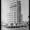 Wilshire professional building under construction, 3875 Wilshire Boulevard, Los Angeles, CA, 1929