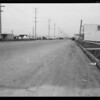 Intersection at West Pico Boulevard & Veteran Avenue, Los Angeles, CA, 1930