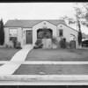 120 West Fairview Boulevard, 125 West Fairview Boulevard, 303 Hargrave Street, Inglewood, CA, 1930