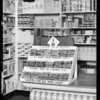 Candy display, 1663 East Vernon Avenue, Los Angeles, CA, 1929