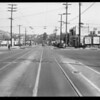 Santa Monica Boulevard and North Virgil Avenue, Los Angeles, CA, 1931